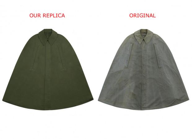 DAK Tropical Afrikakorps cape Umhang