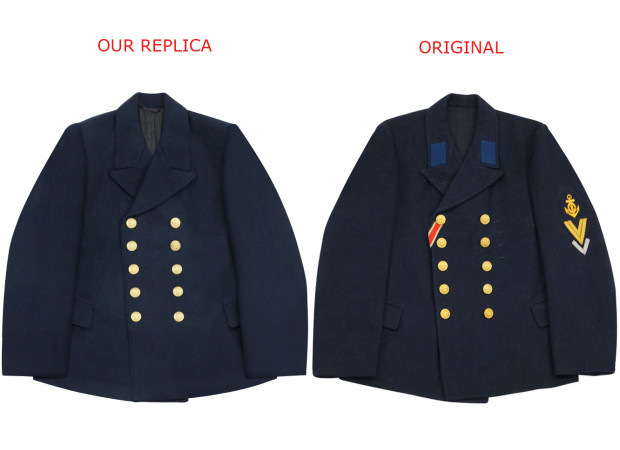 KriegsmarineEMnavybluewoolPEAtunicjacket